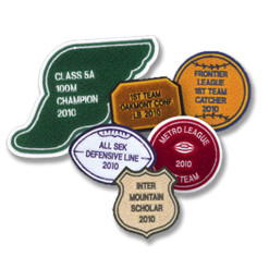 Individual-Award-Patches